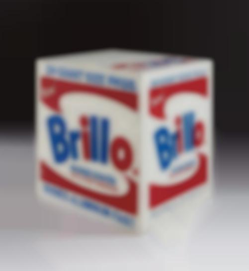 Andy Warhol-Brillo Soap Pads Box-1964