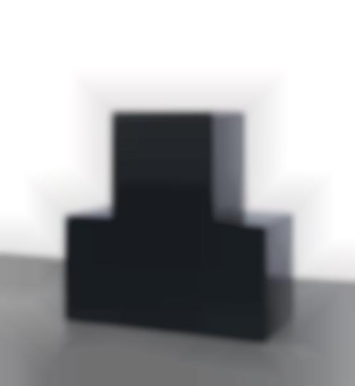 Sol LeWitt-Black Cubes-2000