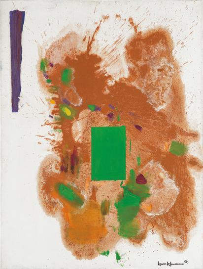 Hans Hofmann-Fragrance-1962