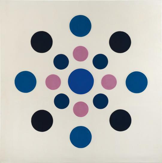 Thomas Downing-Blue Tender-1964