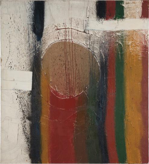 Michael Goldberg-Untitled-1963