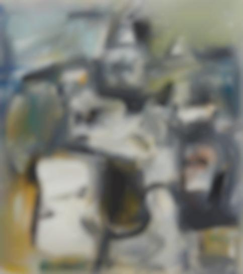 Milton Resnick-Idyl-1957