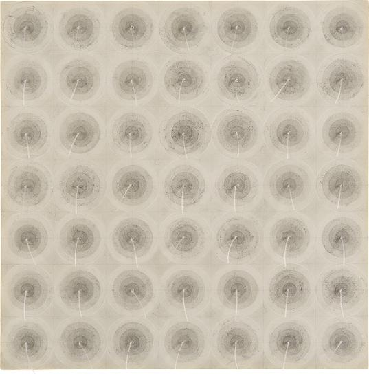 Eva Hesse-No Title-1967