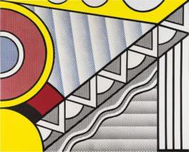 Roy Lichtenstein-Modern Painting-1967