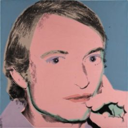 Andy Warhol-Roy Lichtenstein-1976
