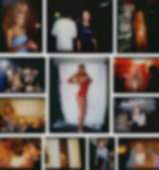 Nan Goldin-James King: Supermodel-1995