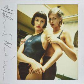 Helmut Newton-Pair In Bathing Suits