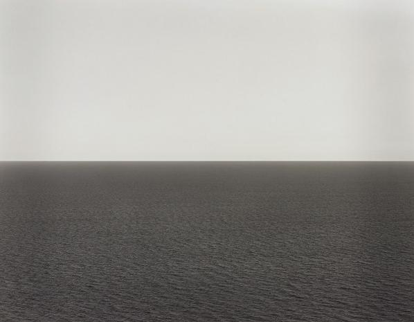 Hiroshi Sugimoto-English Channel, Weston Cliff-1994