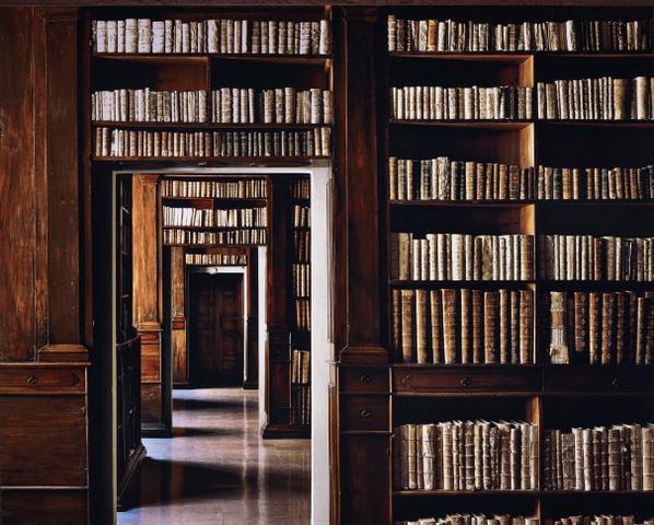 Massimo Listri - Biblioteca Nazionale Di Napoli-2002