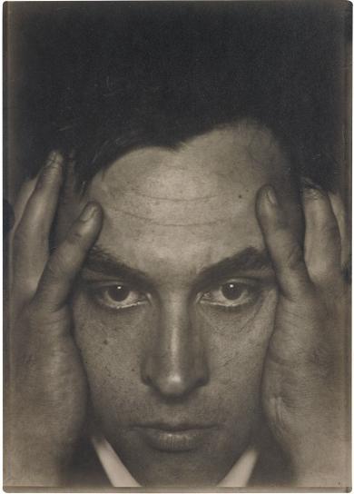 Stanislaw Ignacy Witkiewicz-Self-Portrait-1914