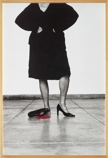 Helena Almeida-Seduzir [Seduce]-2002