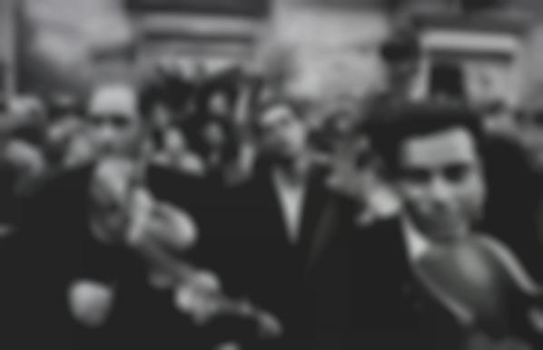 Josef Koudelka-Gypsy Musicians At Festival-1966