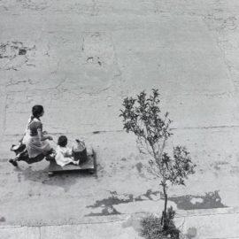Manuel Alvarez Bravo-Un Cuarto Para Las Doce (A Quarter Past Twelve)-1957