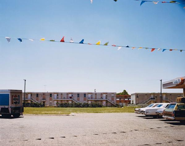 Stephen Shore-Grand Prairie, Texas, June 16-1976