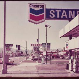 Stephen Shore-Beverly Boulevard And La Brea Avenue, Los Angeles, California, June 21-1975