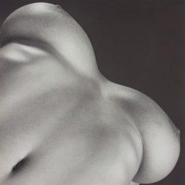 Robert Mapplethorpe-Lisa Marie / Breasts-1987