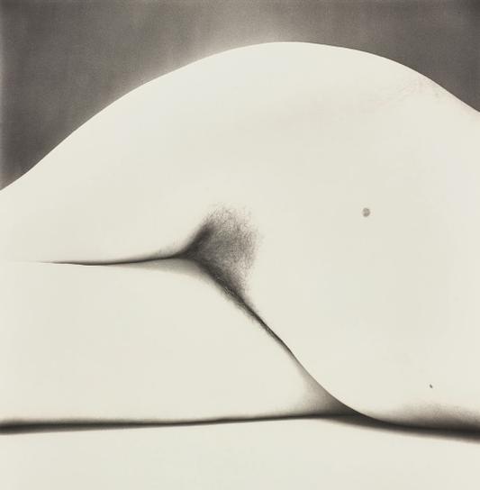 Irving Penn-Nude 65, New York-1950