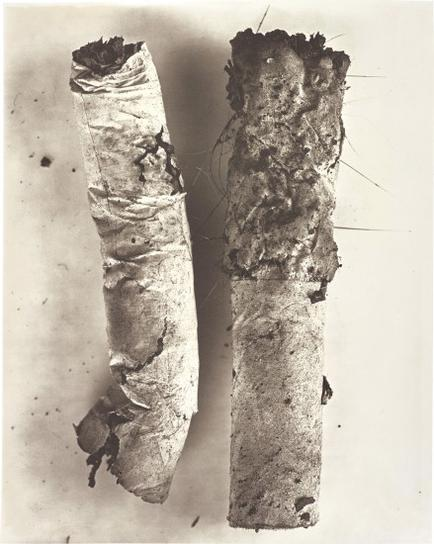 Irving Penn-Cigarette No. 17, New York-1972