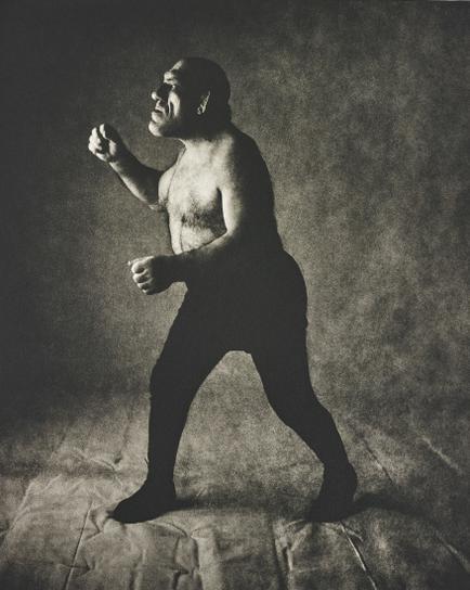 Irving Penn-The Angel, New York-1946
