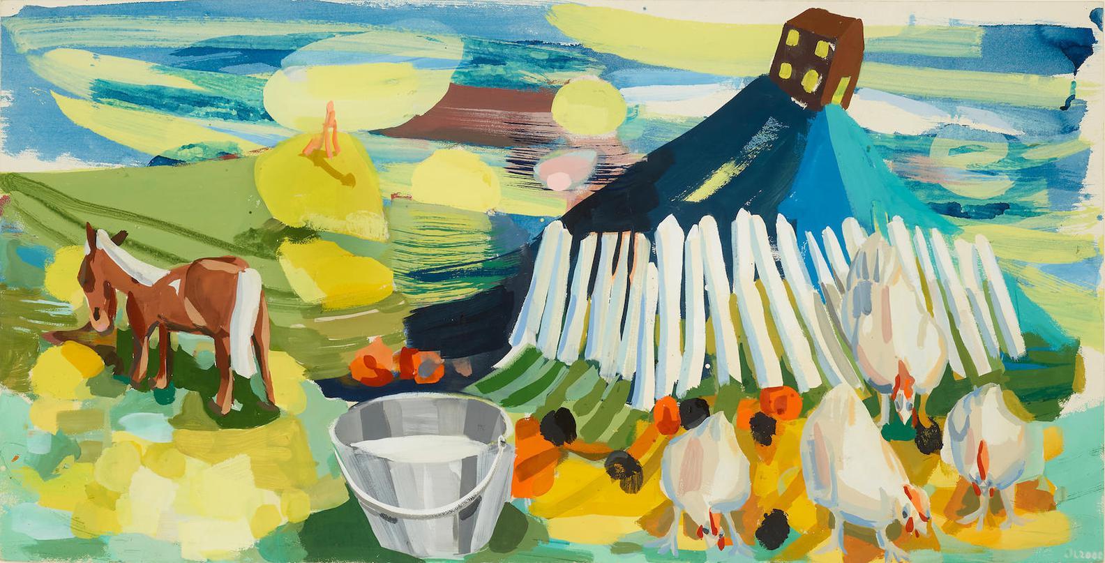 Judith Linhares - Farm-2000