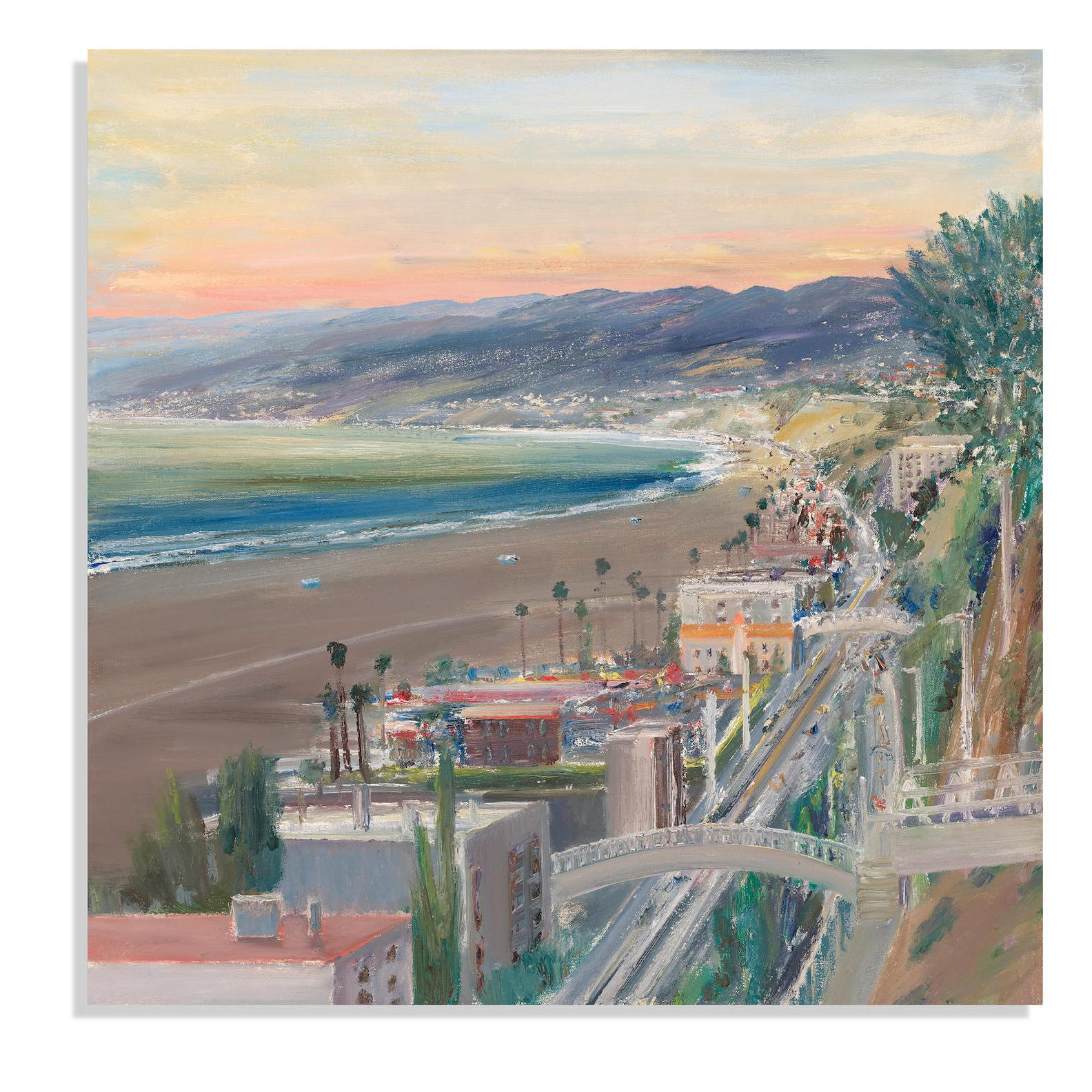Larry Cohen-View From The California Incline-2006