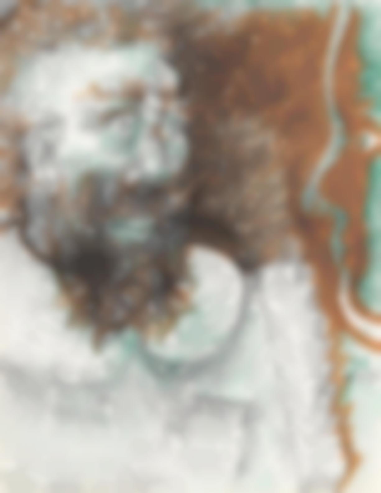 Pablo Picasso-Tete Dhomme Et Tete De Femme-1968