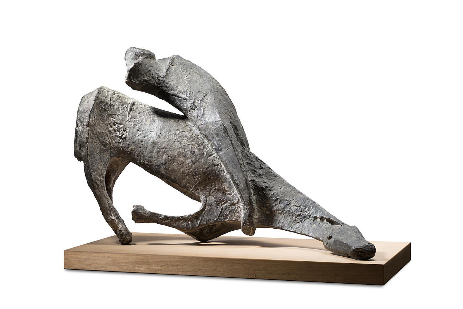 Marino Marini-Studio Per Miracolo-1954