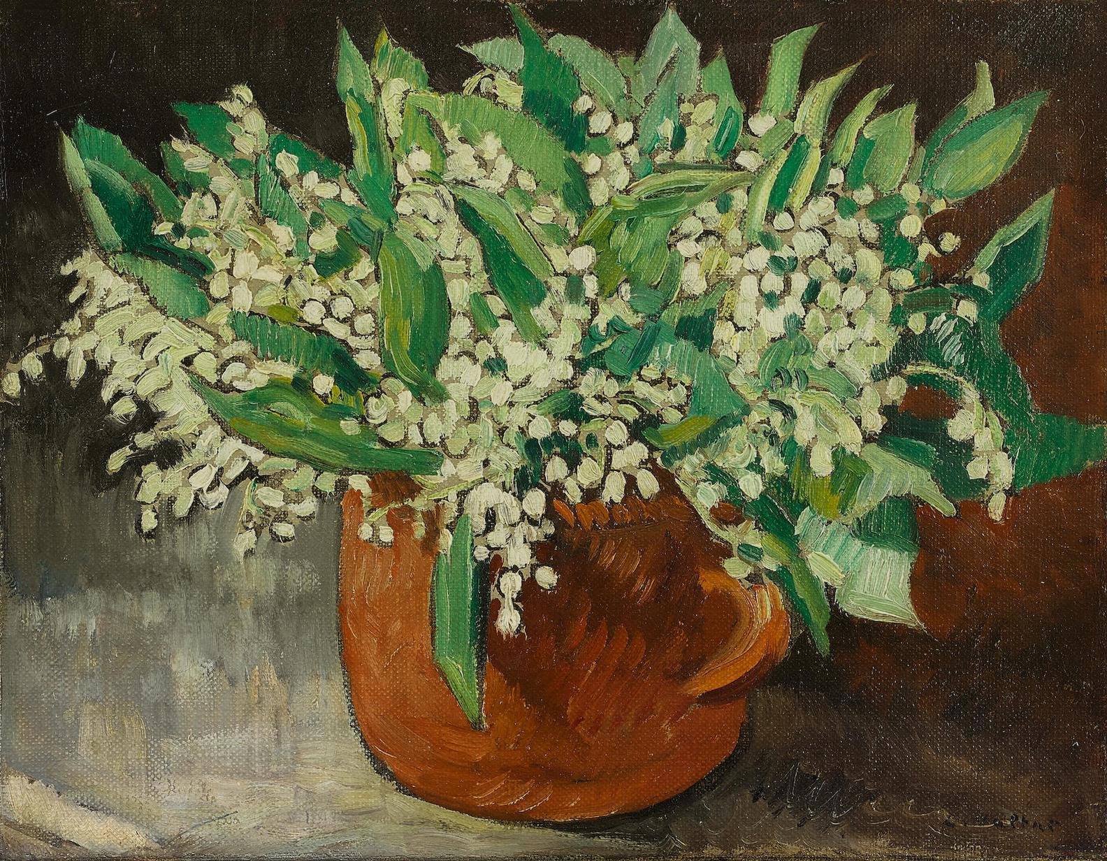 Louis Valtat-Bouquet De Muguet-1927