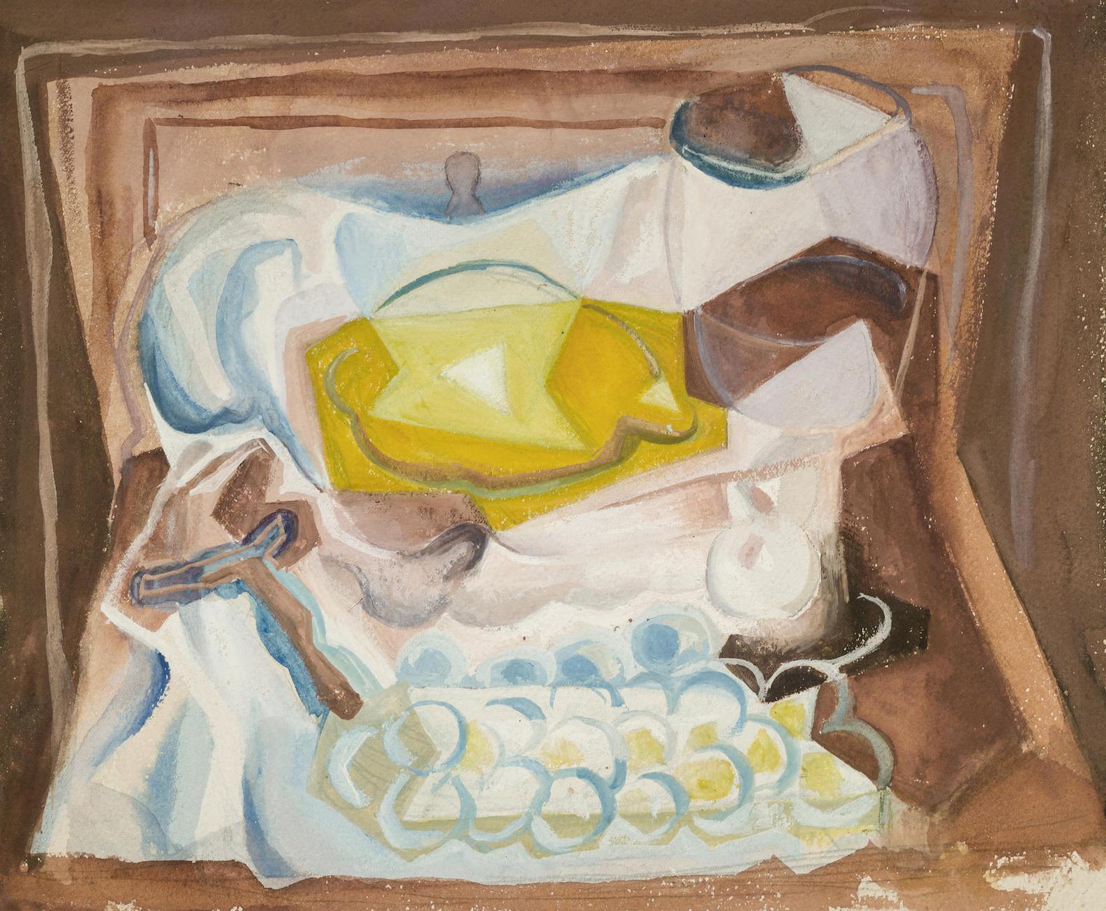 Juan Gris-Nature Morte-1926