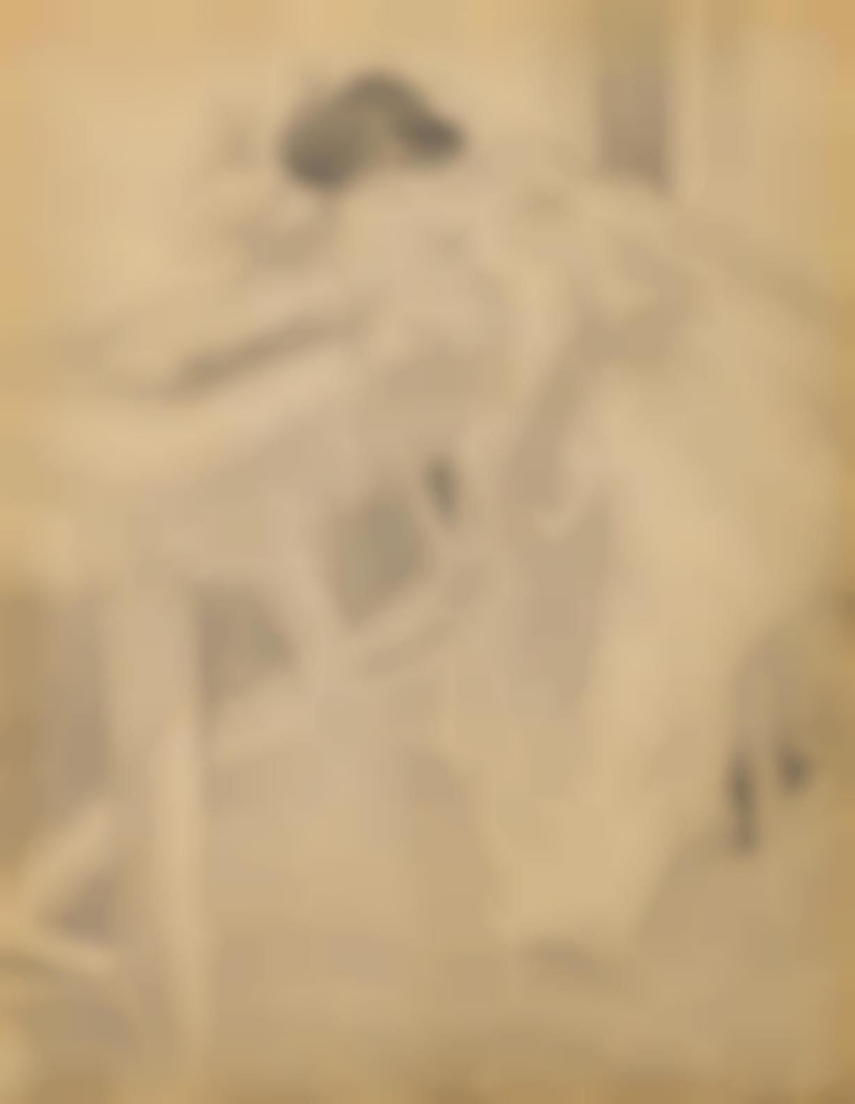 Raoul Dufy-Femme A Sa Table-1900