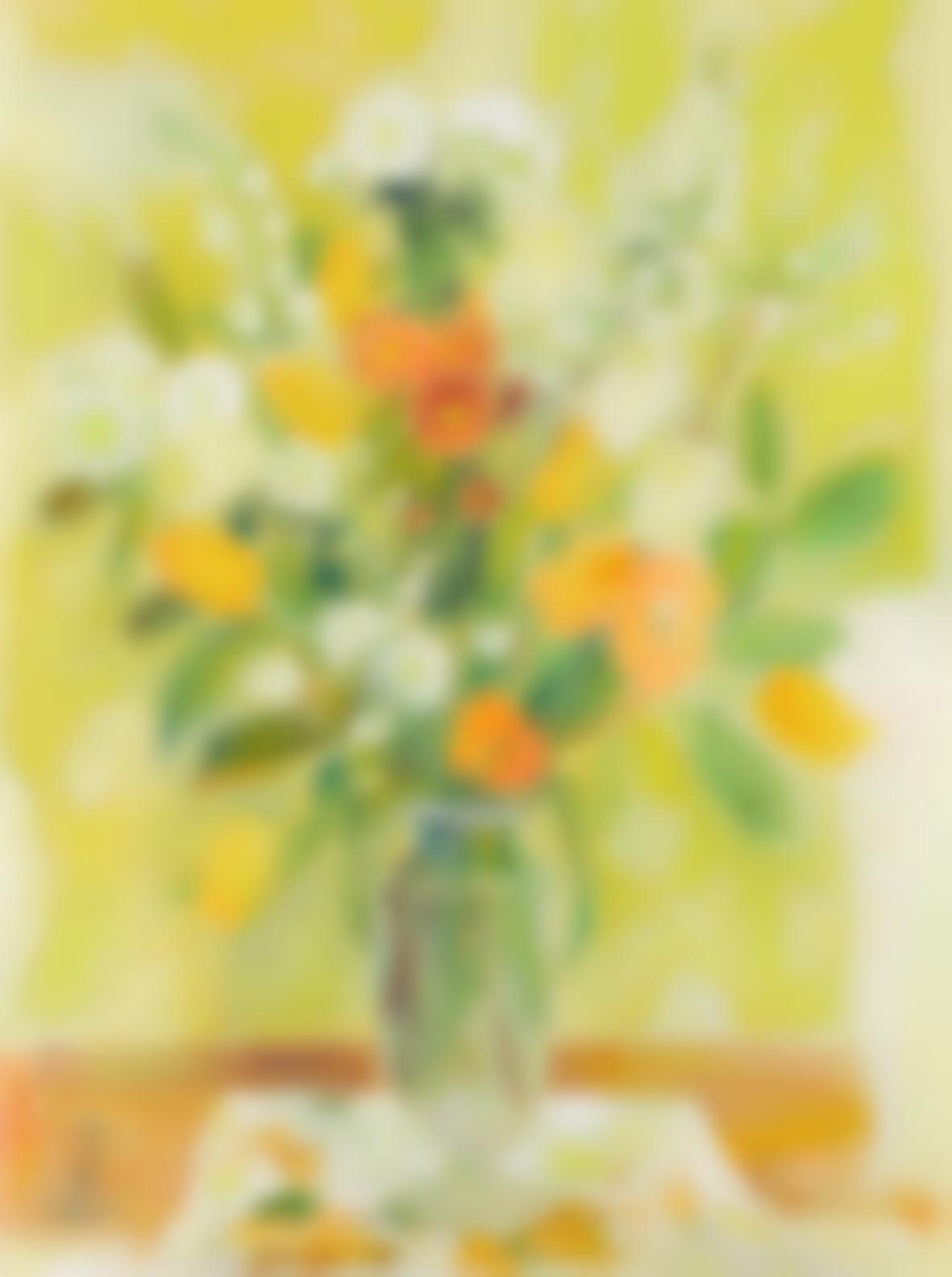 Le Pho-Le Vase De Cristal-1975