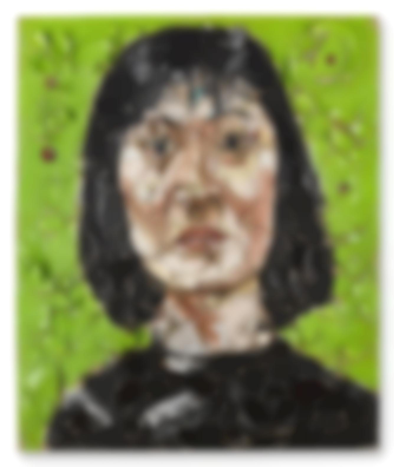 Julian Schnabel-Winnie Fung-1989