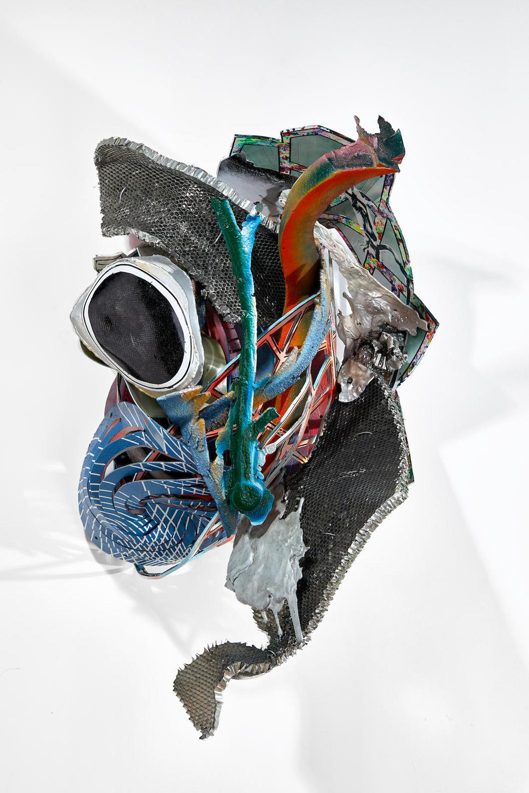 Frank Stella-Fall-1990