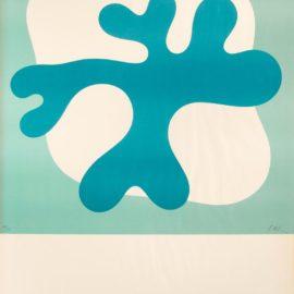 Jean Arp-Plakat Basel (A.345)-1961
