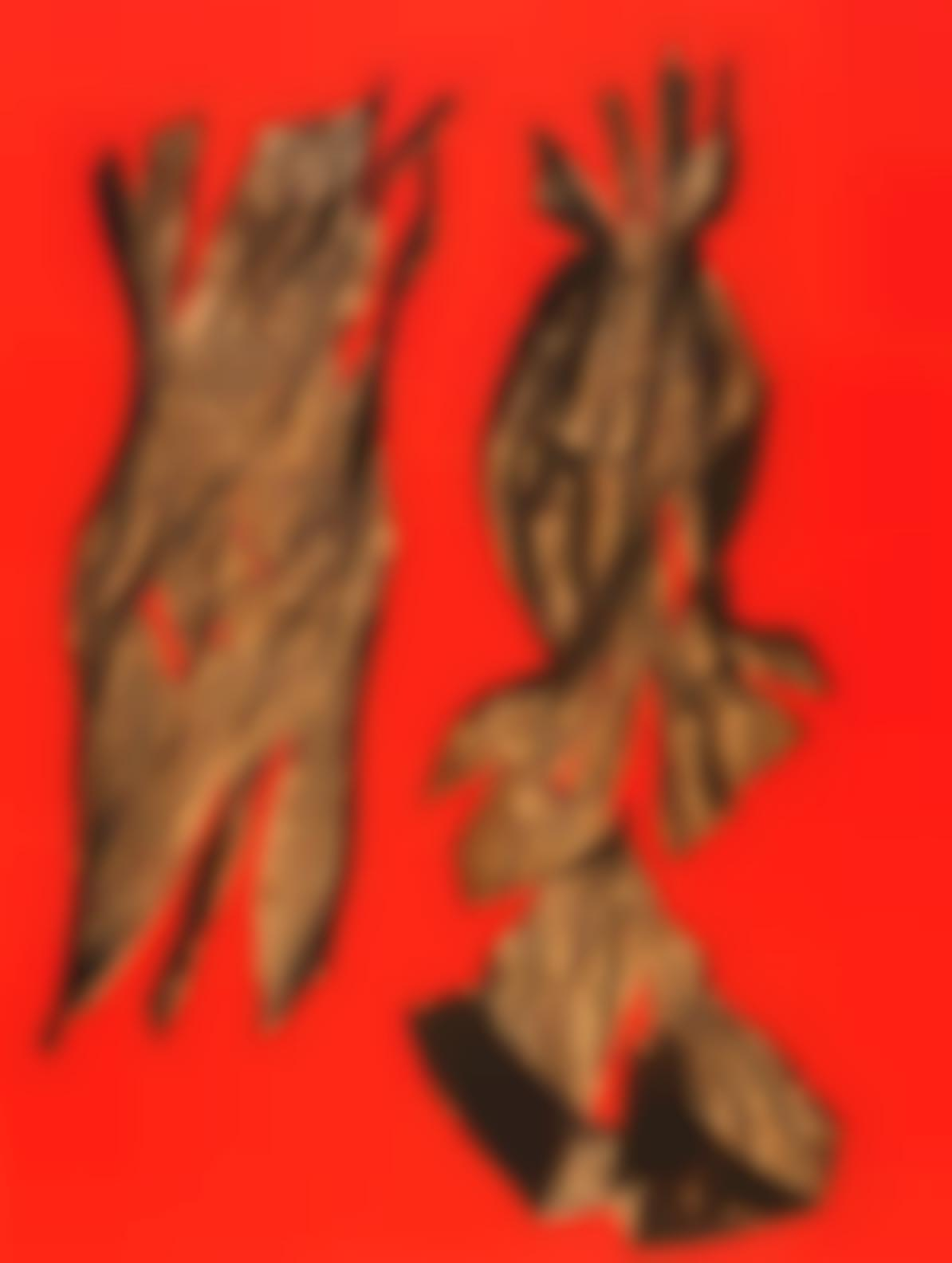 Lynda Benglis-Dual Natures-1991