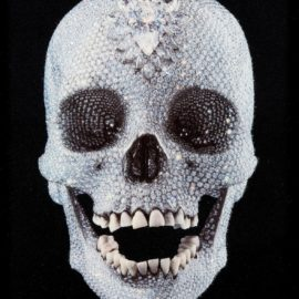 Damien Hirst-For The Love Of God-2009