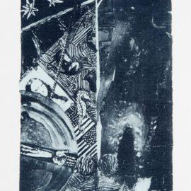 Jasper Johns-Summer (Blue) (U.L.A.E. 254), 1985-91-1991