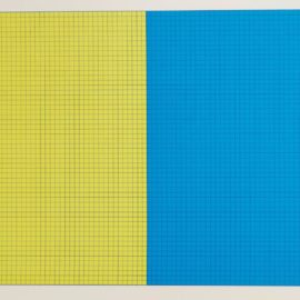 Sol LeWitt-#38; #50, From Grids And Color (L 1979.01; S-31)-1979