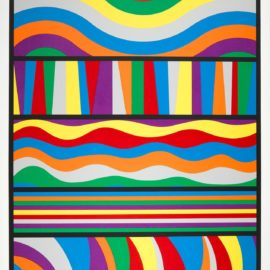 Sol LeWitt-Lincoln Center Print (L. 1998.04; S-94)-1998