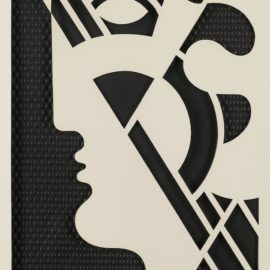 Roy Lichtenstein-Modern Head #5 (C. 95)-1970
