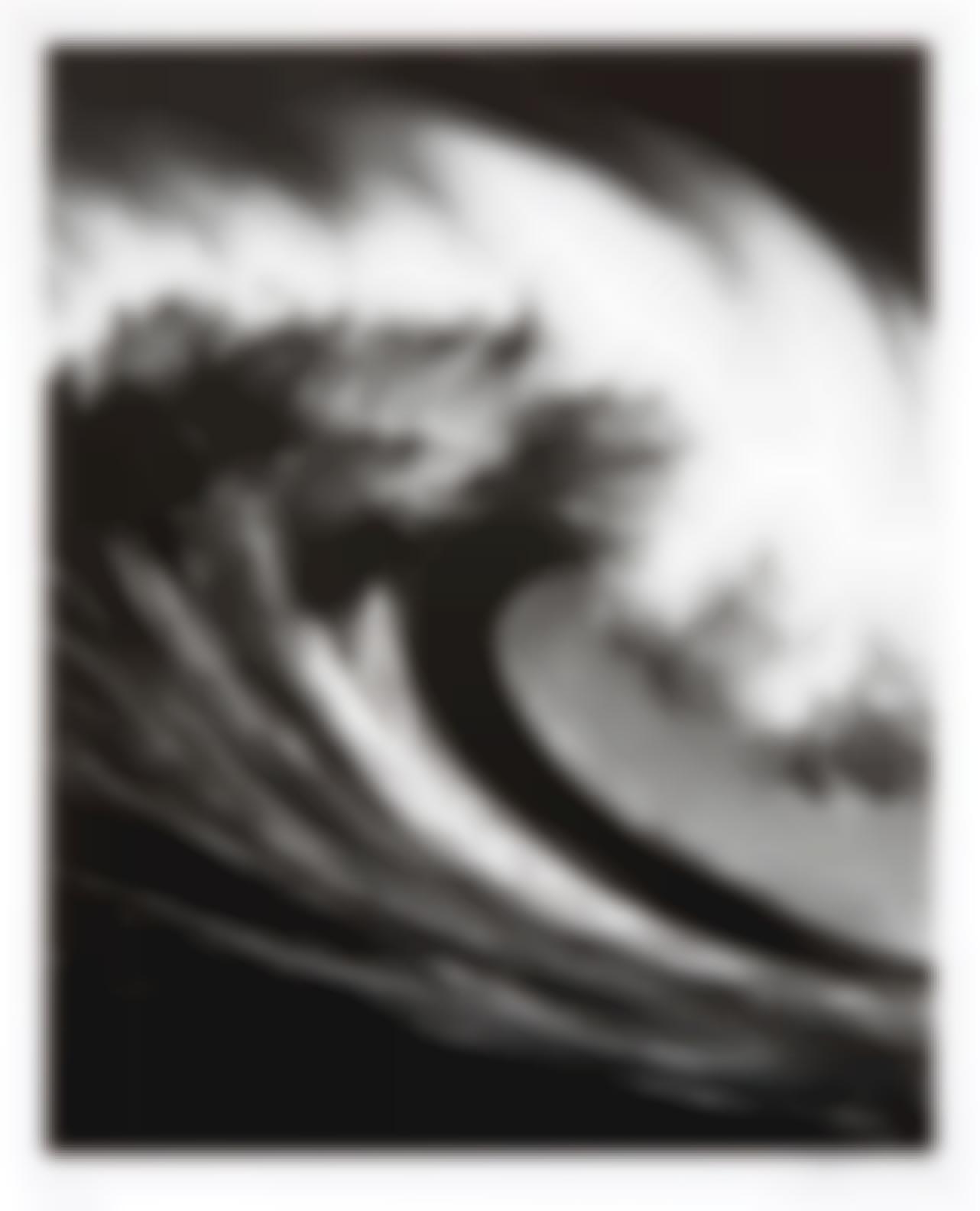 Robert Longo-Untitled (Wave)-2014