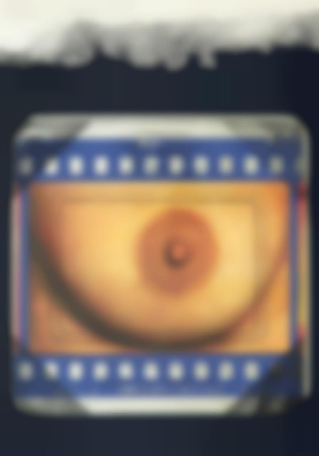 Joe Tilson-Transparency Clip-O-Matic Breast-1971