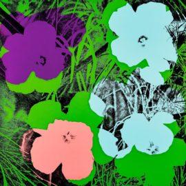 Andy Warhol-Flowers (F.&S.II.64; 66; 67; 73)-1970