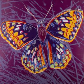 Andy Warhol-San Francisco Silverspot, From Endangered Species (F. & S. II.298)-1983