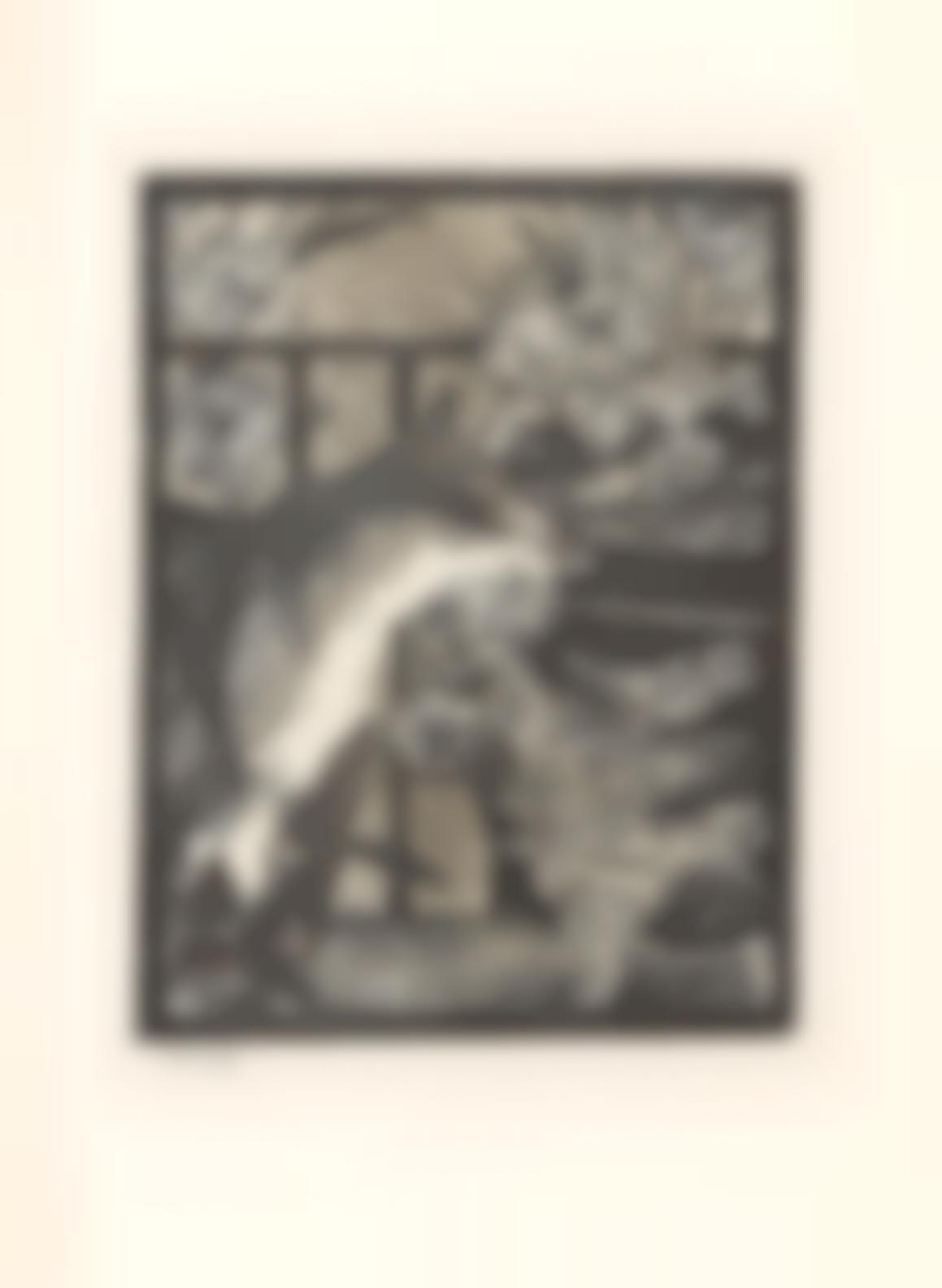 Edouard Manet-Le Chat Et Les Fleurs (G. 53)-1869