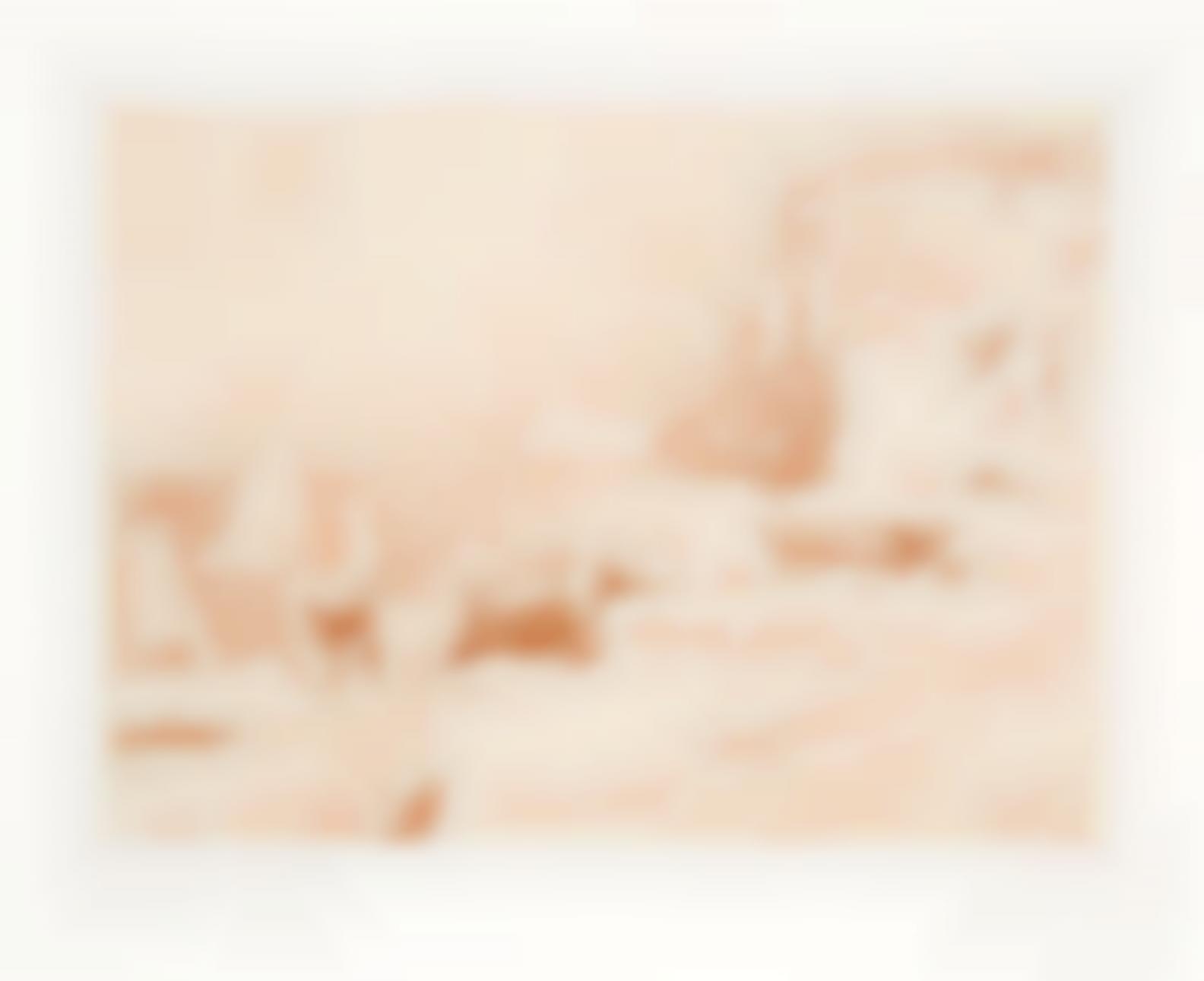 Claude Monet-After Claude Monet - Bateaux De Peche, Etretat, From Lalbum De 20 Lithographies Dapres Les Tableaux De Claude Monet , C.1892-1892