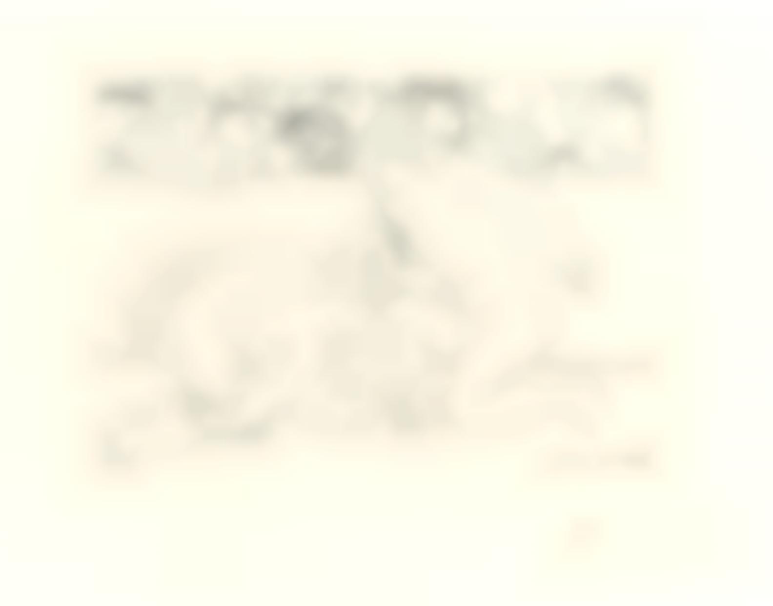Pablo Picasso-Minotaure Vaincu, Pl. 89 From La Suite Vollard (B. 197; Ba. 365)-1933