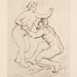 Pierre-Auguste Renoir-Le Fleuve Scamandre (D. 25), C. 1900-1900