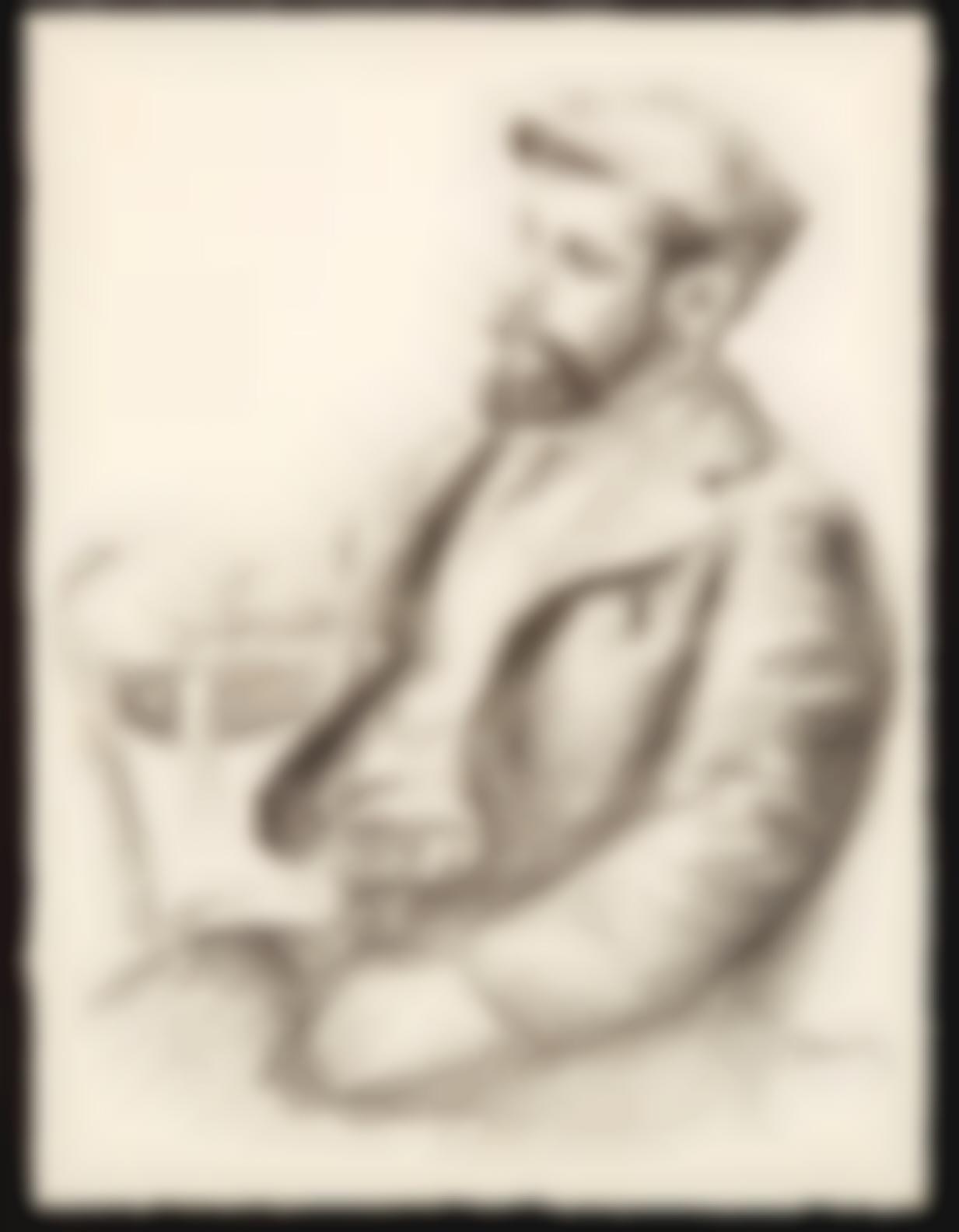 Pierre-Auguste Renoir-Louis Valtat, From Lalbum Des Douze Lithographes (D. 38), C. 1904-1904