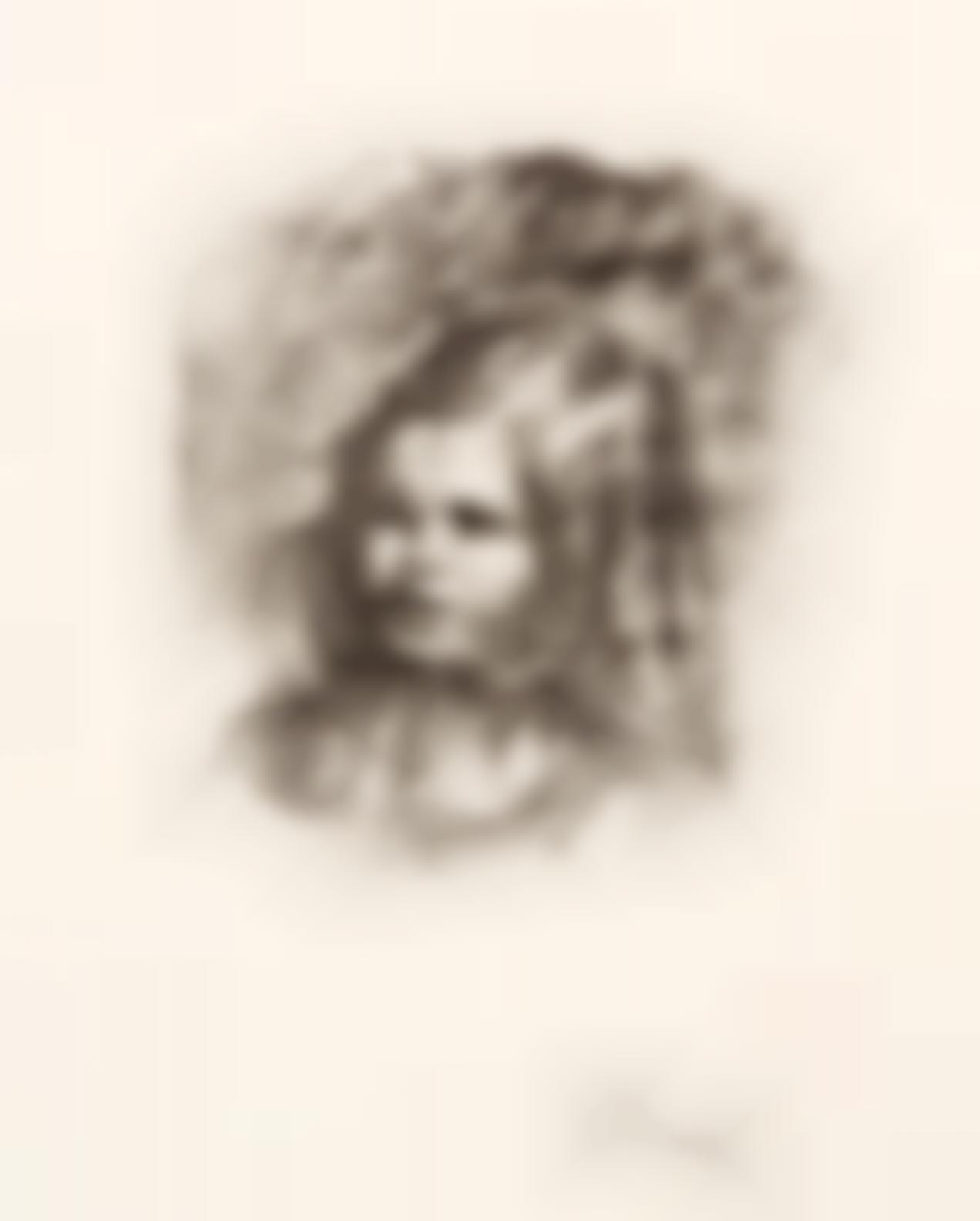 Pierre-Auguste Renoir-Claude Renoir, Tourne A Gauche (D. 40), C. 1904-1904